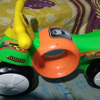 Mainan motor #FISIPUNIS
