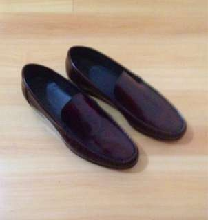 Brand New in Box To Boot New York Bordeaux Loafers