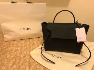 CELINE belt medium size Bag_ not micro size