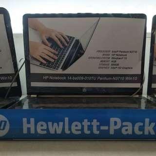 Laptop HP 14-bs009tu-01 bisa dicicil tanpa kartu kredit