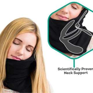 Travel Neck Pillow Support black new