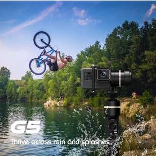 CHEAPEST Feiyu Tech G5 Splash-proof Gimbal for Action Camera