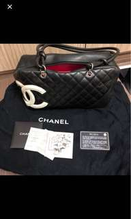 Chanel classic shoulder handbag 經典手袋
