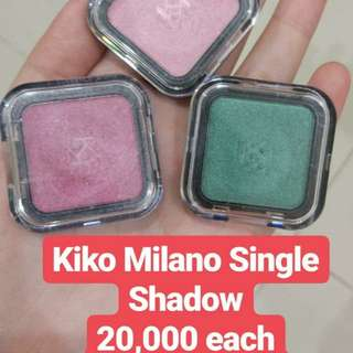 Kiko Eyeshadoe