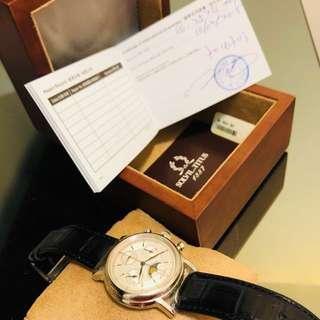 大減價!全新 1887 系列 SOLVIL TITUS Automatic 鐵達時 自動 手錶 elegance