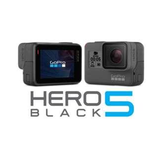 『高雄樂3C』GOPRO HERO5 BLACK 憑學生證/上班族/軍公教0元帶走 刷卡分期0利率 HERO4出清中