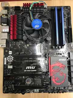 CPU+MB+RAM