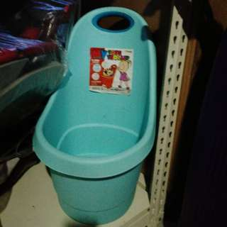 Kids Toy Bucket Trolley (with wheels)