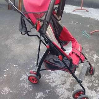 Giant Carrier Stroller, Moonwalker and Baby Carrier