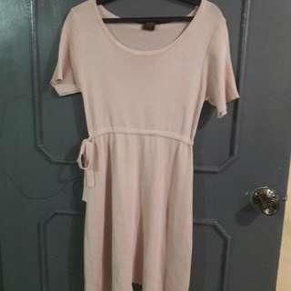 mags nude dress