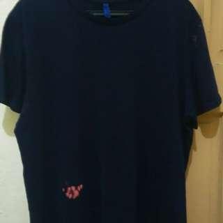 Blue H&M Shirt (L)