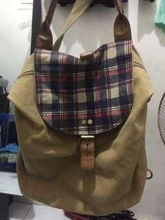 3-WAY Messenger Bag