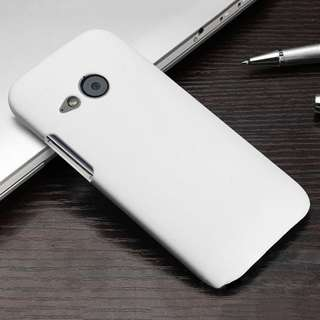 HTC ONE M9+ Glossy Matte Rubber Back Snap On Hard Cover