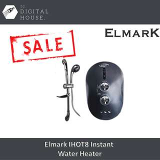 💰Promotion💰 Elmark IHOT8 Instant Water Heater With DC Booster Pump