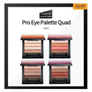 CLIO PRO EYE PALETTE QUAD - 03 Nude Excellence