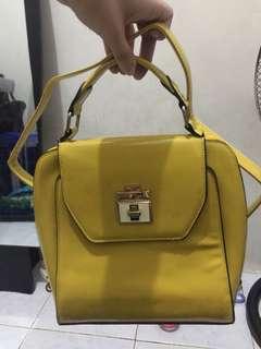 3-WAY Satchel Bag