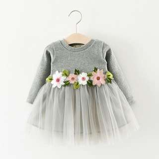 Tutu Dress flower