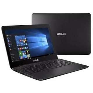 Kredit Laptop Asus X454YA AMD E1 Dualcore