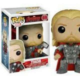 Thor Avengers Age of Ultron Funko Pop 69