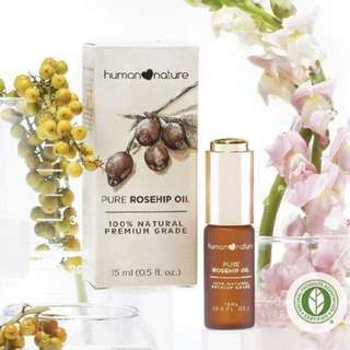 HN PURE ROSEHIP OIL