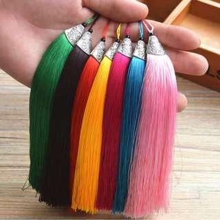 Norigae 노리개 Tassels for Korean Hanbok ornament accessory bag keychain chinese knot decorative