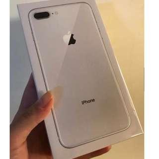 APPLE iPhone 8 PLUS 256G  5.5吋 台灣公司貨保固1年
