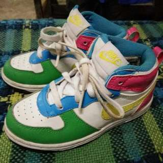 Nike Dunk High Cut (kids)