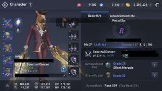 Lineage 2 Revolution Aden Account