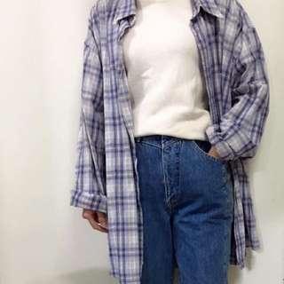 古著襯衫外套