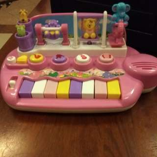 Toys r us piano