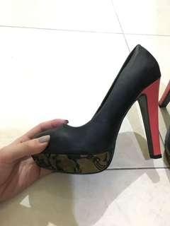 Calliope heels