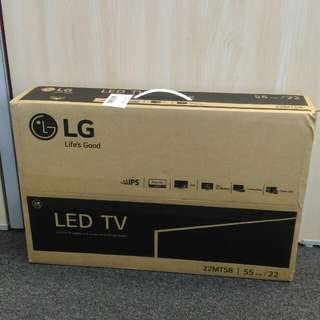 LG tv/monitor 22MT58 22""