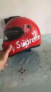 Supreme Bike Helmet
