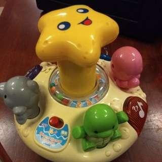 Vtech spinning toys