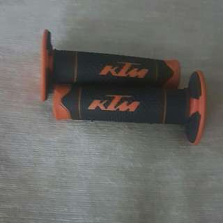 KtM grip