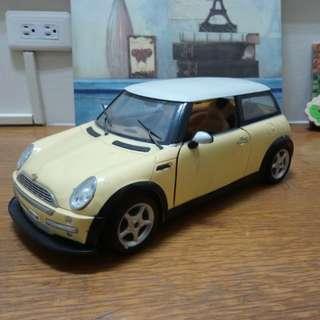 MINI COOPER汽車模型-1(小)