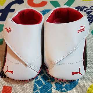 Newborn Puma Shoes