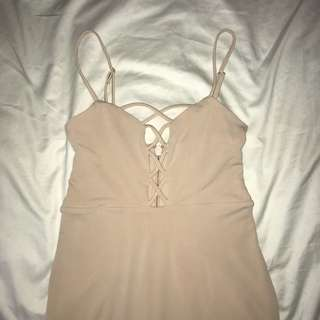 Nookie Nude Dress