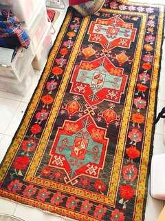 Karpet Kilin Turki Antik