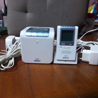 Phillips Avent Baby Monitor