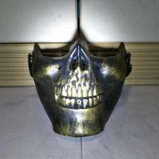 Skull mask / Half mask