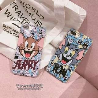 Jerry and Tom電話軟殼