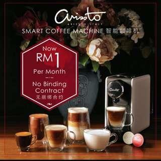 ARISSTO COFFEE SHARING