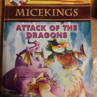 Geronimo Stilton - Attack of the Dragons
