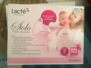 Lacte Solo Electric Breastpump