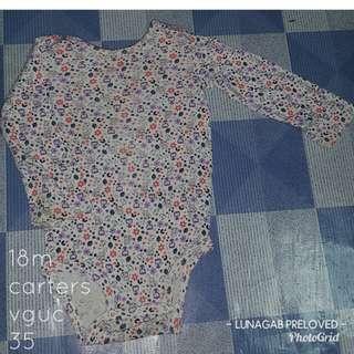 18m longslewve onesie