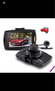 "✅ DUAL Dash camera Car HD Crash Cam G-sensor Night Vision 170Degrees 1080P 2.7"" LCD DVR  Front & Back Camera Rear Camera safety"