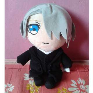 RM5 [ Yuri On Ice ] Victor Nikiforov Plush