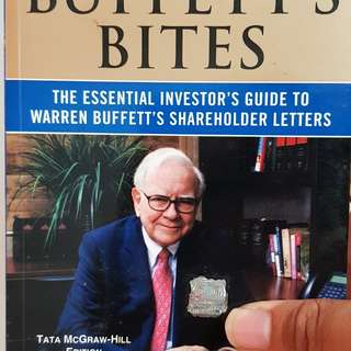 Buffett's Bites by L J Rittenhouse