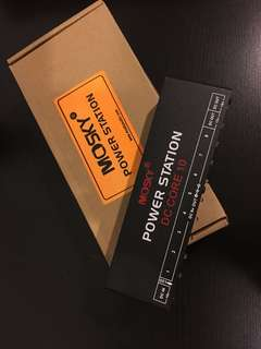 Mosky Power Supply for guitar Pedals